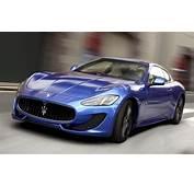 2014 Maserati GranTurismo Front Quarter View Exterior