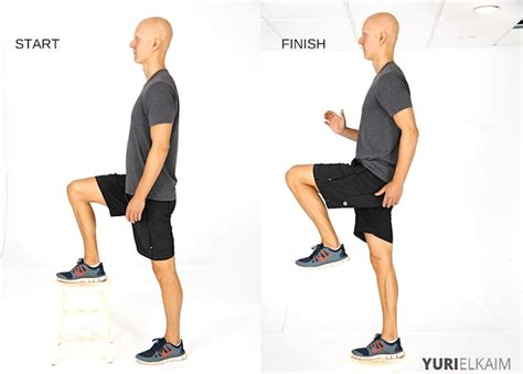 7 Leg Strengthening Exercises by 7 Powerful Burning Leg Exercises Yuri Elkaim
