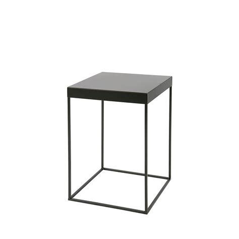 Table D Appoint Metal Noir by Table D Appoint Design Industriel M 233 Tal Noir Meert By Drawer