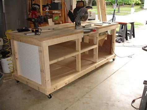 diy woodworking bench workbench ideas ultimate tool stand workbench page 2