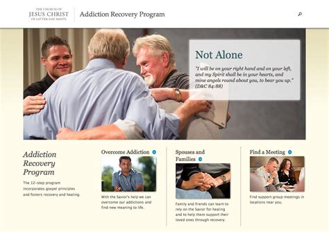 Lds Detox Center by Church Addiction Recovery Program Free Fileallabout