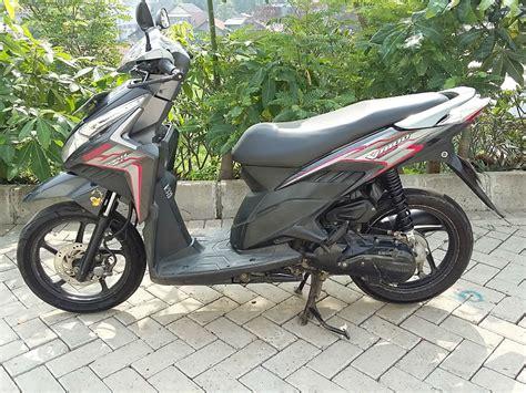 Honda Vario 110cc honda vario 110cc tahun 2010 ori jual motor honda