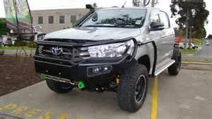 Portable Work Lights Afn Toyota Hilux Bullbar 2016 Bars Steps Rails