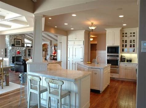 Odd Shaped Kitchen Islands by Odd Shaped Island Design Pictures Remodel Decor And