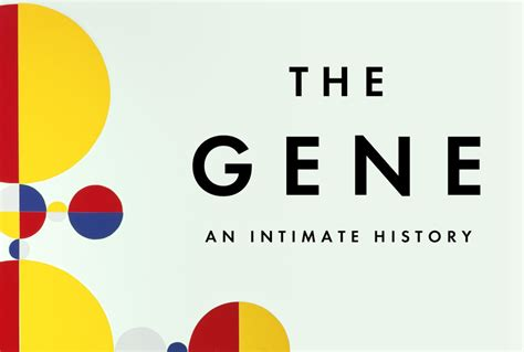 The Gene An Intimate History tracing mental illness through a family history science friday