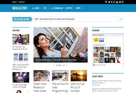 html magazine themes magazine a true drag drop builder for magazine layouts