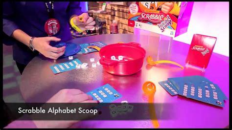 scrabble scoop hasbro scrabble alphabet scoop at fair 2011