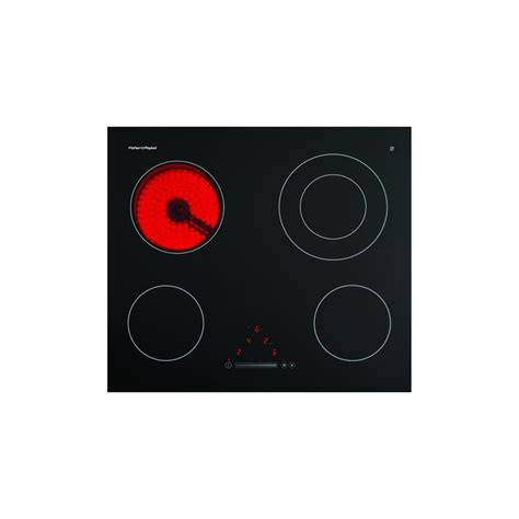 Glass Cooktop Fisher Paykel 60cm Touch Slide Ceramic Glass Cooktop