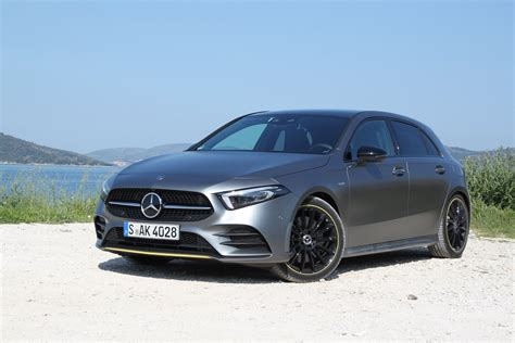 pictures of 2019 mercedes 2019 mercedes a class review autoguide