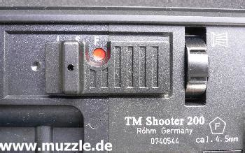 Fireplace Der Position by R 246 Hm Tm Shooter 200