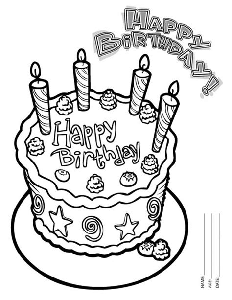 happy birthday poppy coloring pages happy birthday grandma coloring pages getcoloringpages com