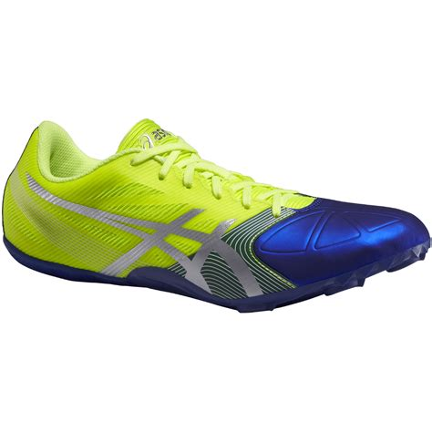 spike shoes wiggle asics hyper sprint 6 shoes spiked running shoes