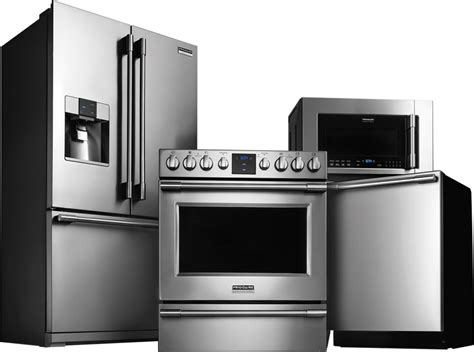 kitchen appliance suites stainless steel kitchen appliances extraordinary 4 piece stainless steel