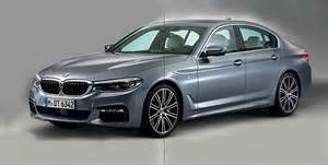 Bmw 5series Photo Gallery 2017 Bmw 5 Series Leaked Throttle Blips