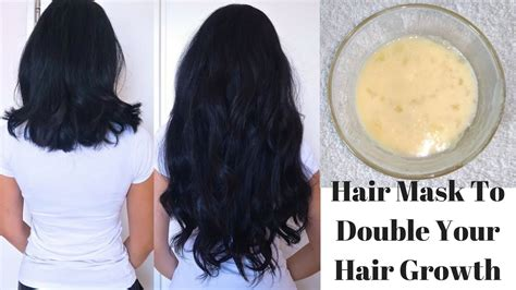 hair mask hair mask to your hair growth in just 1 month diy