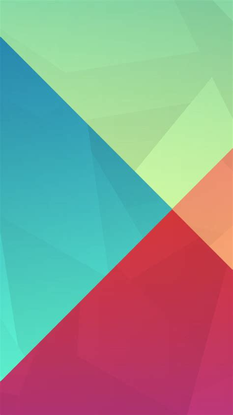 android abstract color blocks wallpaper  iphone