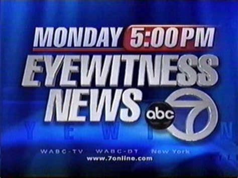 abc7la eyewitness news history new york history geschichte wabc 11pm eyewitness news