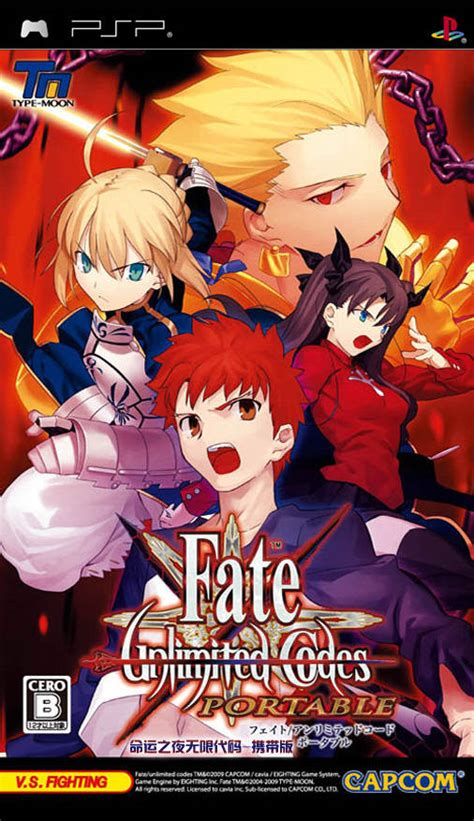 fate stay night unlimited codes side by side comparison video fate unlimited codes tfg review