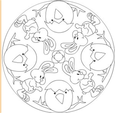 mandala coloring pages easter easter mandala coloring page crafts and worksheets for