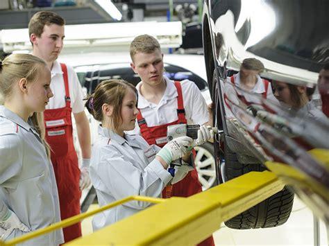 Duales Studium Bei Audi by Duales Studium Porsche Gehalt Automobil Bau Auto Systeme