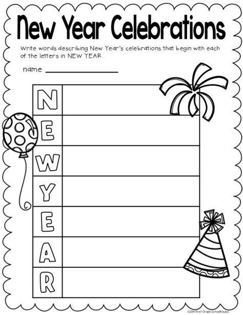 new year acrostic poems 26 best images about january on big words