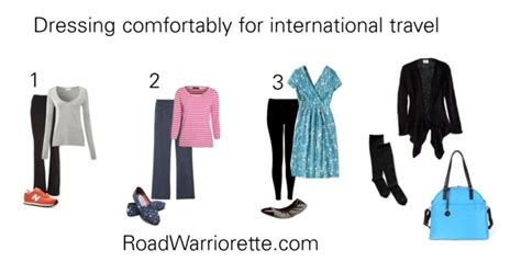how to be comfortable on long flights what to wear for international flights road warriorette