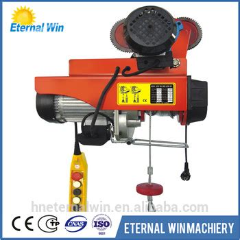 Electric Hoist Pa 300 small wire rope pa300 mini electric hoist buy wire rope