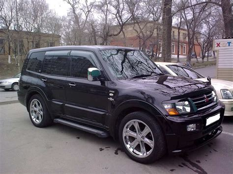 used mitsubishi mitsubishi pajero used mitsubishi pajero for sale car