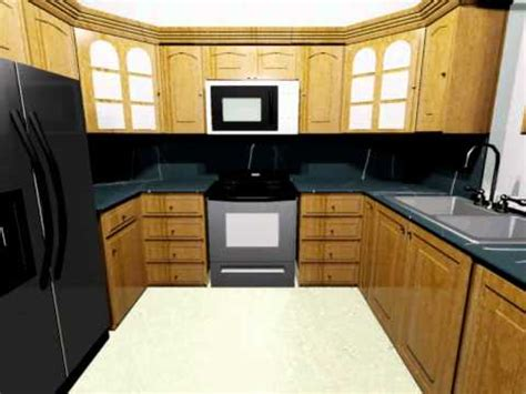 autocad tutorial kitchen remodeling your kitchen autocad movie and 3d presentation