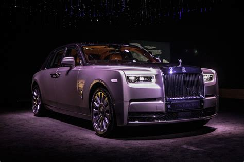 roll royce rouce rolls royce unveils the all phantom viii australian