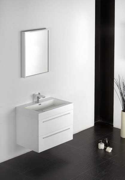 Wall Hung Bathroom Furniture Set T730 White Washbasin Wall Hung Bathroom Furniture