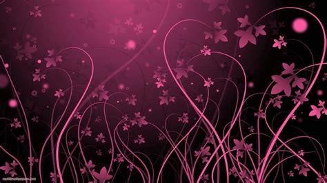 wallpaper corak abstrak 1366x768 pink dark vector 6938093