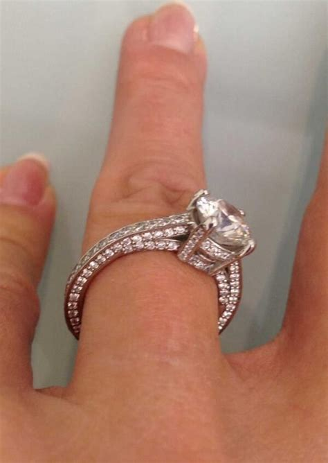 real engagement rings that will make smile