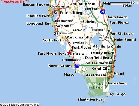 map of southwest florida southwest florida