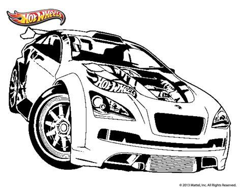 imagenes de hot wheels para pintar dibujo de hot wheels megane trophy para colorear dibujos net