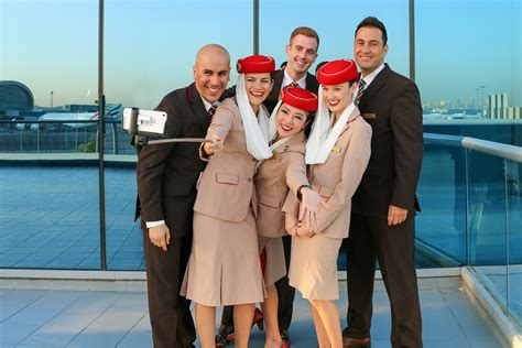 Salary For Emirates Cabin Crew by Around The World With Emirates And Instagram Travel