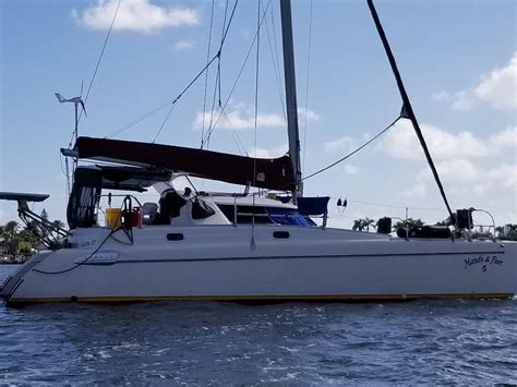 xs 35 catamaran for sale 1995 fountaine pajot price reduced tabogo 35 sailboat for