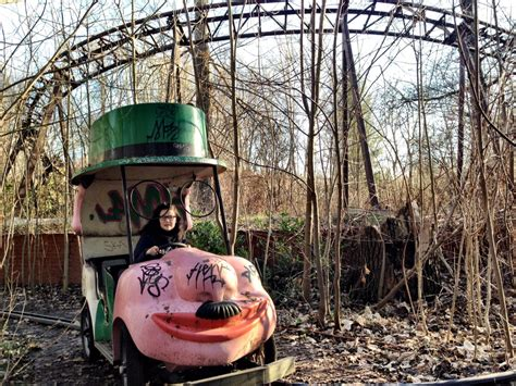 abandoned amusement park spreepark in berlin is an abandoned theme park with an