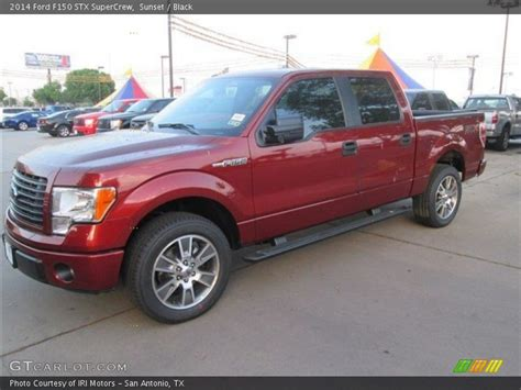2014 Ford F150 Stx by 2014 Ford F150 Stx Supercrew In Sunset Photo No 92196694