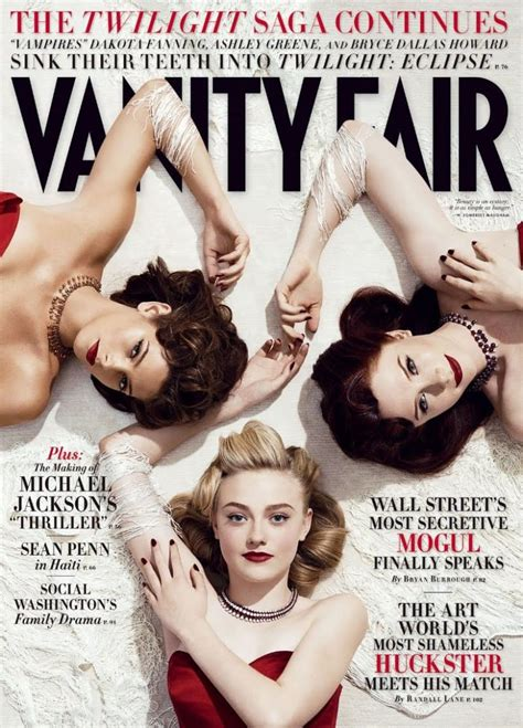 Cover Of Vanity Fair by Uk Vanity Fair The Twilight Issue July 2010 Sassi Sam