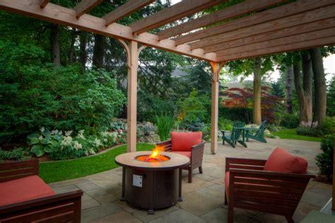 wohnzimmer designer 2966 the secret garden oakville on klassisch patio