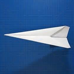Fold N Fly Paper Airplanes - basic dart plane http www foldnfly 1 html basic dart