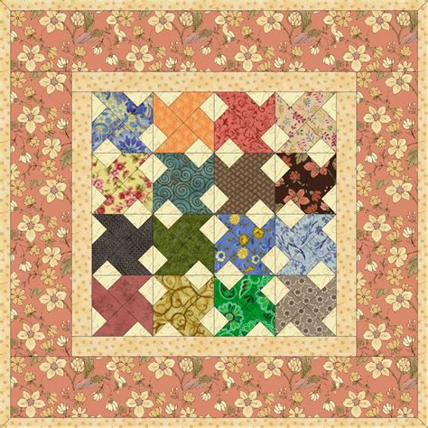 How To Make A Paper Quilt - paper pieced quilt patterns