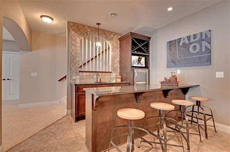 basement bar area ideas