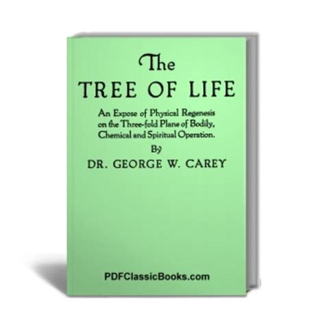the tree of an expose of physical regenesis on the three fold plane of bodily chemical and spiritual operation classic reprint books pay for the tree of an expose of physical regenesis