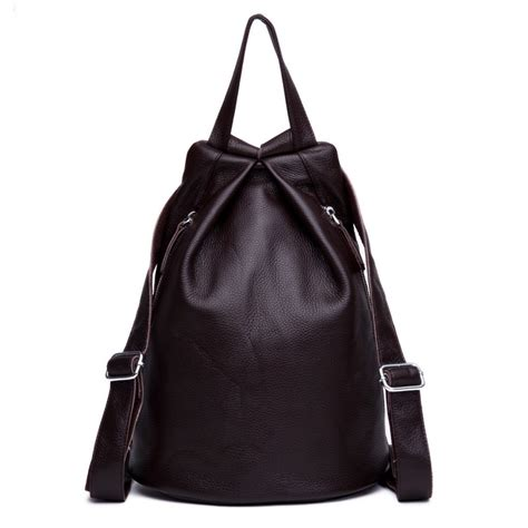 leather backpack purses leather backpack for leather backpack purse bagswish