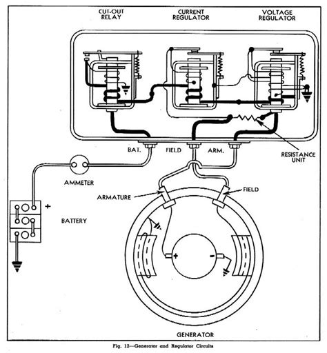 delco remy alternator wiring diagram for generator