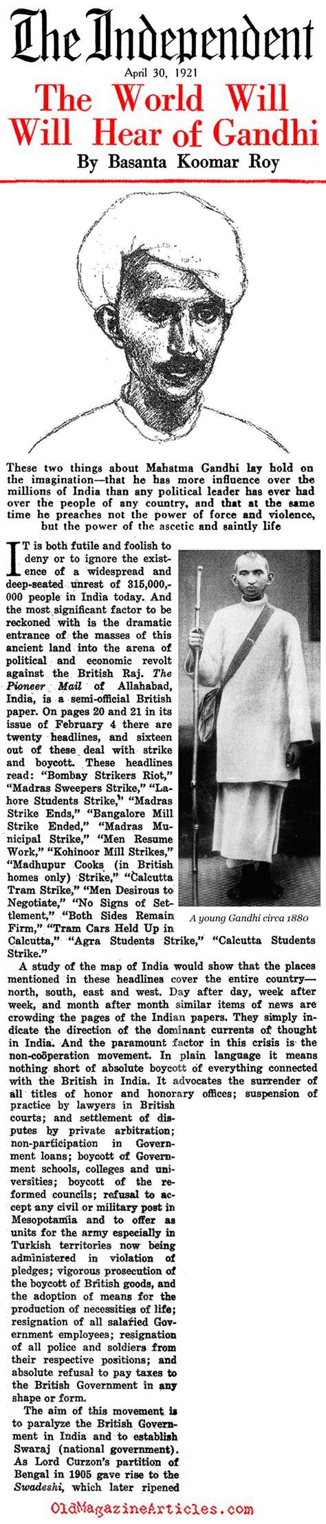 mahatma gandhi biography article મ હનદ સ કરમચ દ ગ ધ mahatma gandhi information mahatma