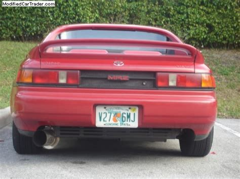 1991 Toyota Mr2 For Sale 1991 Toyota Mr2 Turbo For Sale Miami Florida