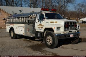 Ford F850 Ford F850 Tanker Lake Dale Department Emergency